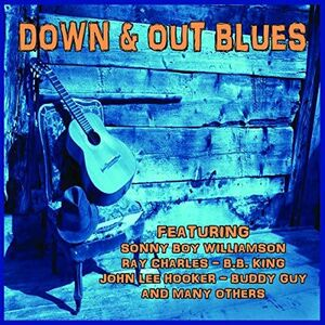 Down & Out Blues (Various Artists)