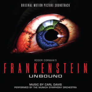 Frankenstein Unbound (Original Motion Picture Soundtrack)