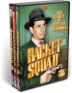 Racket Squad Volumes 4-6