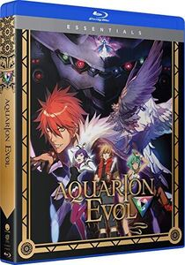 Aquarion EVOL: Season Two