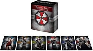 Resident Evil: Limited Edition 4K Ultra HD & Blu-ray Collection