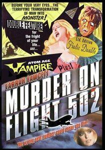 Atom Age Vampire /  Murder on Flight 502