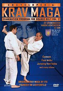 Krav Maga Encyclopedia Examination Program For Orange Belt, Vol. 2