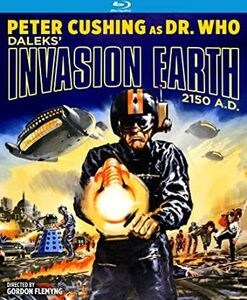 Daleks--Invasion Earth 2150 A.D.