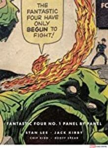 FANTASTIC FOUR NO 1 PANEL BY PANEL