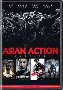 Asain Action Masters