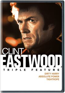 Dirty Harry/ Absolute Power/ Tightrope