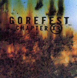 Chapter 13 (140gm Clear w/  Orange/ White Splatter Vinyl) [Import]