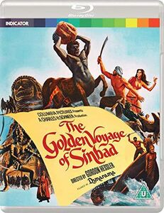 The Golden Voyage of Sinbad [Import]
