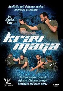 Krav Maga Realistic Self Defense Against Unarmed Attackers