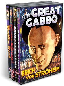Erich Von Stroheim: The Man You Love To Hate Collection