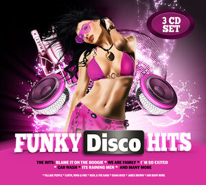 Funky Disco Hits (Various Artists)
