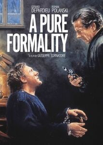 A Pure Formality