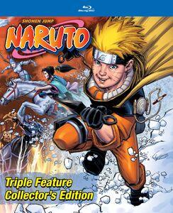 Naruto Triple Feature Collector's Edition