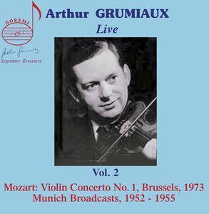 Arthur Grumiaux Live 2