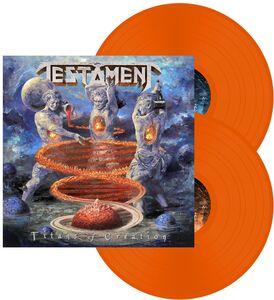 Titans of Creation (Orange Vinyl)