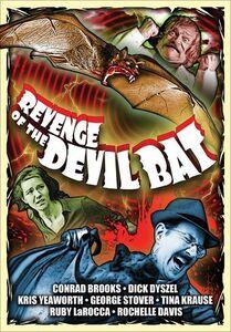 Revenge Of The Devil Bat