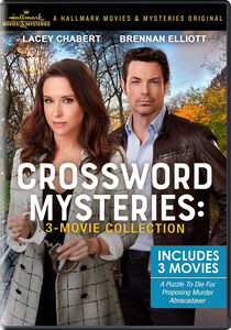 Crossword Mysteries: 3-Movie Collection