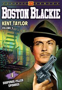 Boston Blackie: Volume 5