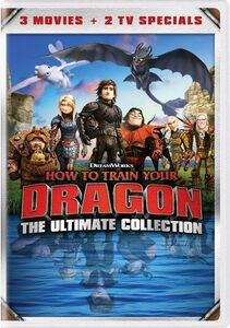 How to Train Your Dragon: The Ultimate Collection