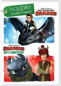 How To Train Your Dragon/ Dragons Holiday: Gift Of The Night Fury