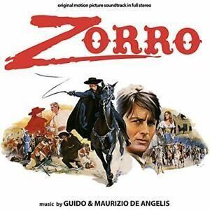 Zorro (Original Motion Picture Soundtrack)