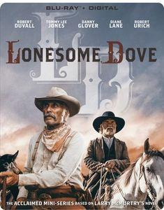 Lonesome Dove (Steelbook) [Blu-ray + Digital]