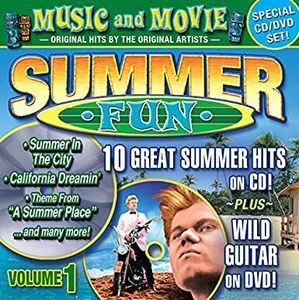 Summer Fun, Vol. 1: 10 Summer Hits On CD + Wild Guitar On DVD