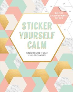 STICKER YOURSELF CALM