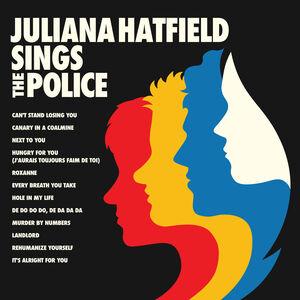 Juliana Hatfield Sings The Police (Blue Vinyl)