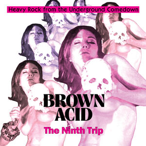 Brown Acid - The Ninth Trip /  Various