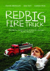 Red Big Fire Truck
