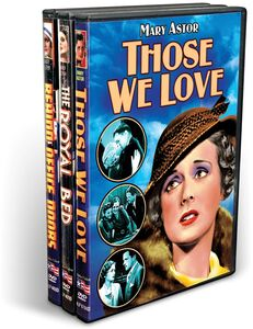 Mary Astor Pre-Code Collection