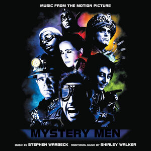 Mystery Men (Music From the Motion Picture) [Import]