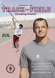 Training For Track And Field: Throwing Events