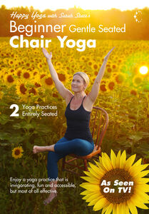 Gentle Seated Chair Yoga For Beginners With Sarah