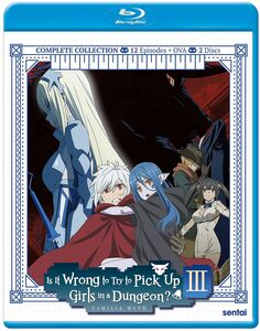 Is It Wrong To Try To Pick Up Girls In A Dungeon?III