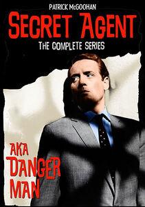 Secret Agent (Aka Danger Man): The Complete Series