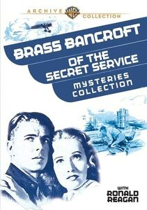 Brass Bancroft of the Secret Service Mysteries Collection