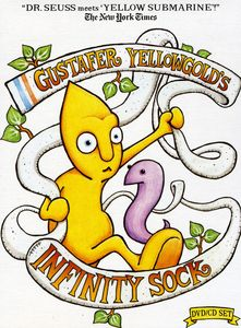 Gustafer Yellowgold's Infinity Sock