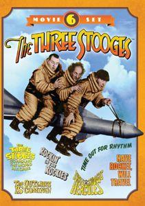 The Three Stooges: 6 Movie Set