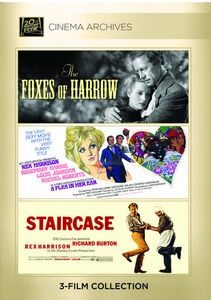 The Foxes of Harrow /  a Flea in Her Ear /  Staircase