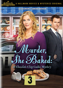 Murder, She Baked: A Chocolate Chip Cookie Mystery