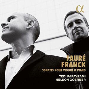 Faure & Franck: Sonates pour violon & piano