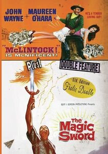 Mclintock!/ The Magic Sword