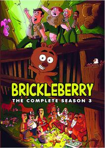 Brickleberry: The Complete Season 3