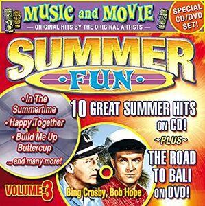 Summer Fun, Vol. 2: 10 Summer Hits On CD + Road To Bali On DVD