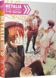 Hetalia - 10Th Anniversary World Party Collection 2: Seasons Five AndSix