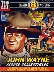 John Wayne Movie Collectibles