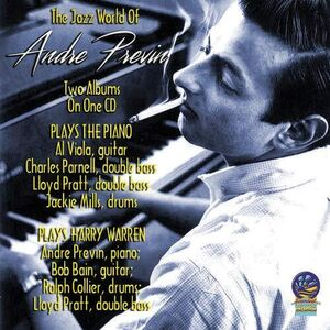 The Jazz World Of Andre Previn